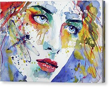 I Have A Dream II Canvas Print by Kovacs Anna Brigitta