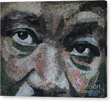 I Have A Dream Canvas Print by Robert Yaeger