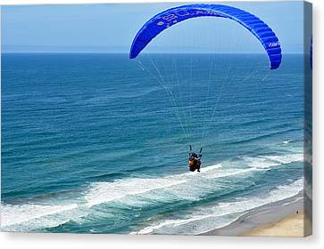 I Know I Can Fly Canvas Print by See My  Photos