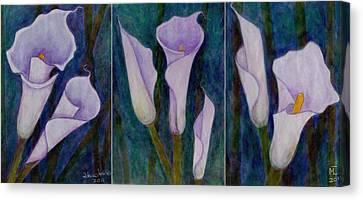 Alcatraz Canvas Print - I Love Callas by Madalena Lobao-Tello