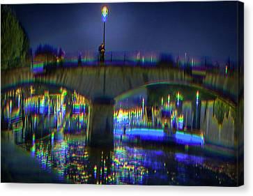 Canvas Print - I Remember Paris by Ron Morecraft