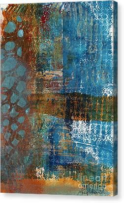 I See Spots 2 Canvas Print