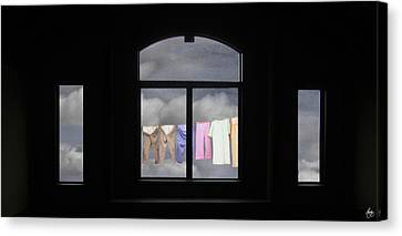 I See The Way Canvas Print