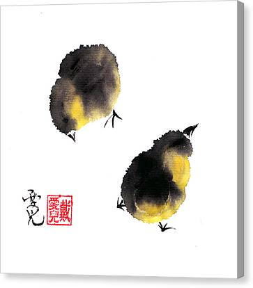 I Will Always Look Out For You Canvas Print by Oiyee At Oystudio