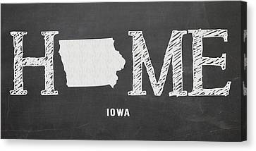 Ia Home Canvas Print