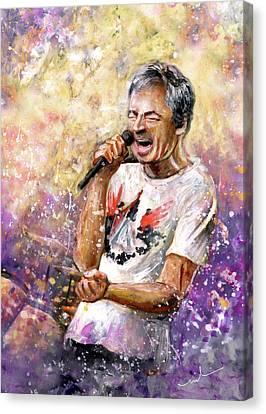 Ian Gillan Now Canvas Print