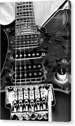 Ibanez Guitar Canvas Print
