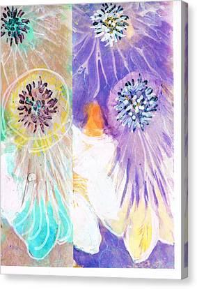 If Canvas Print by Anne-Elizabeth Whiteway