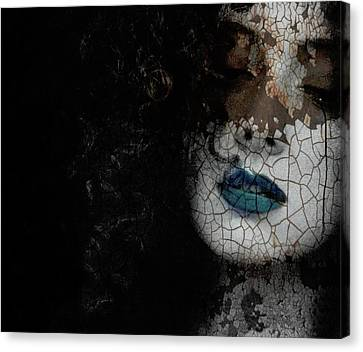 If I Could Turn Back Time  Canvas Print by Paul Lovering