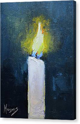 Illumine Canvas Print by Mike Moyers