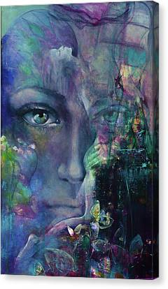 Illusion  Canvas Print