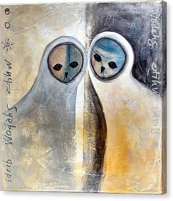 Illusion Canvas Print by Janelle Schneider
