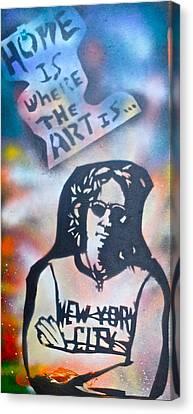 Imagine Art Canvas Print by Tony B Conscious