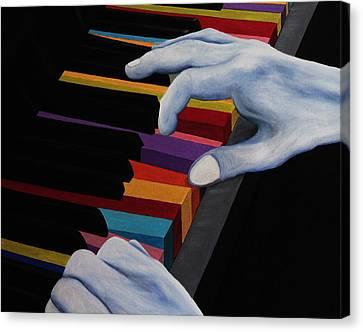 Imagine Canvas Print by John Stuart Webbstock