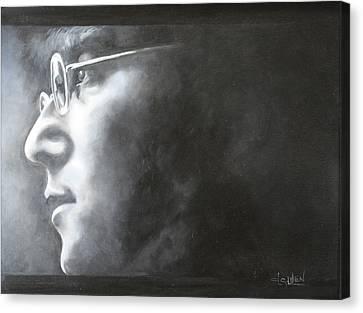 Imagine Canvas Print by Lorraine Ulen