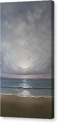 Imagine Canvas Print by Paul Newcastle