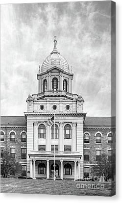 Immaculata University Villa Maria Hall Center Canvas Print