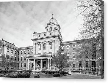Immaculata University Villa Maria Hall Canvas Print