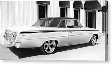 Impala Canvas Print by Lyle Brown