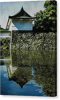 Canvas Print - Imperial Palace by Steven Richman