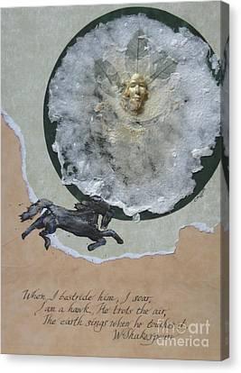 Impetuous Canvas Print