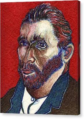Biro Art Canvas Print - Impressionist by Jerry  Stith