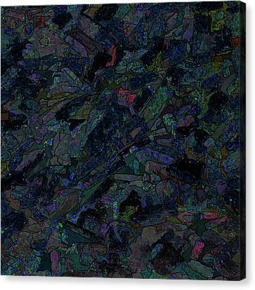 Canvas Print featuring the photograph In The Abstract by Lewis Mann