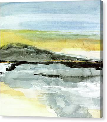 Distant City 2 Canvas Print
