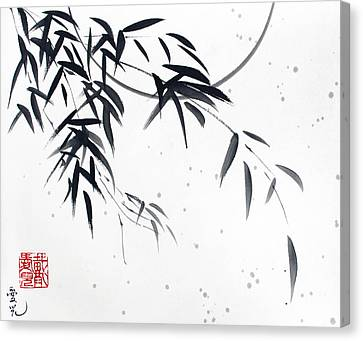 In The Still Of The Night Canvas Print by Oiyee At Oystudio