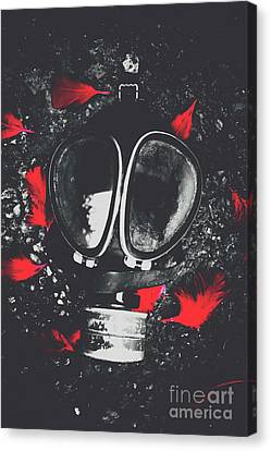 In Wars Wraith Canvas Print by Jorgo Photography - Wall Art Gallery