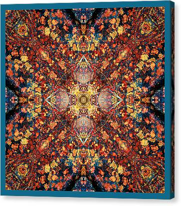 Incarnation Canvas Print by Bell And Todd
