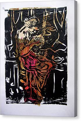Incense Box 2 Canvas Print by Adam Kissel