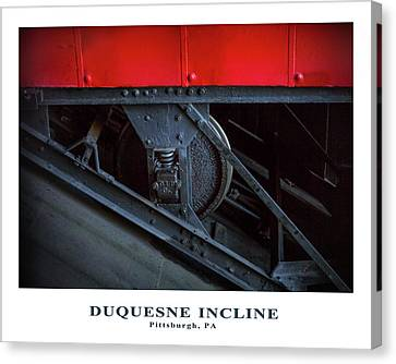 Canvas Print - Incline Wheel by Eclectic Art Photos