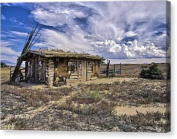 Indian Trading Post Montrose Colorado Canvas Print