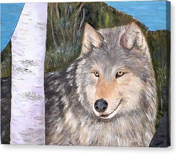 Indomitable Spirit II Canvas Print by Merle Blair