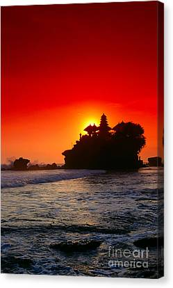 Indonesia, Bali Canvas Print by Gloria & Richard Maschmeyer - Printscapes