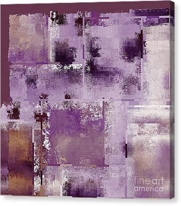 Industrial Abstract - 18t Canvas Print