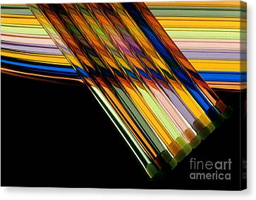 Industrial Art Canvas Print by Jerry McElroy