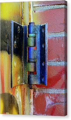 Industrial Canvas Print by Corinne Rhode