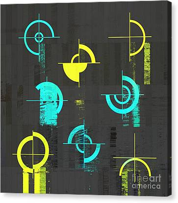 Industrial Design - S01j021129164a Canvas Print by Variance Collections