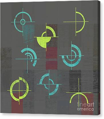 Industrial Design - S04j052088088e Canvas Print by Variance Collections