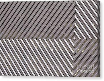 Industrial Diamonds Canvas Print