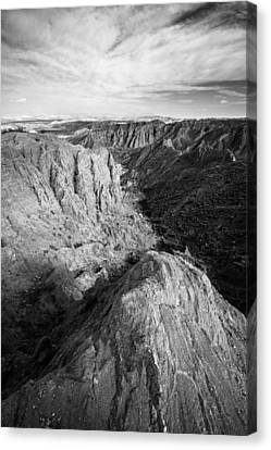 Canvas Print featuring the photograph Infinite by Alexander Kunz