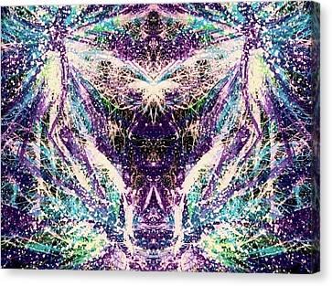 Infinite-dimensional Multiverse #1328 Canvas Print
