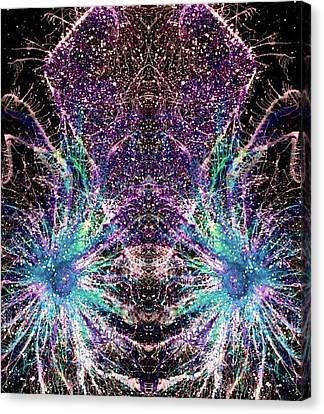 Infinite-dimensional Multiverse #1330 Canvas Print