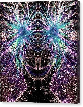 Infinite-dimensional Multiverse #1331 Canvas Print