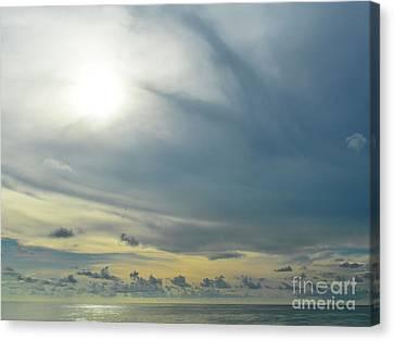 Infinite Sky  Canvas Print