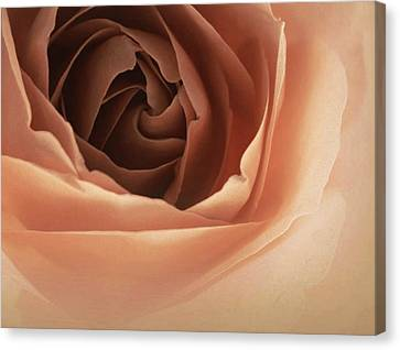 Infinitely Canvas Print by The Art Of Marilyn Ridoutt-Greene