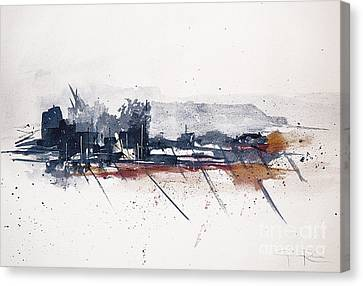 Informal 1 Canvas Print by Gianni Raineri