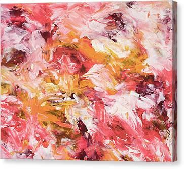 Ingenue - Still Thrives This Love Canvas Print